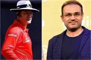 umpire toffel revealed these batsmen including sehwag feared umpires