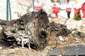 iran plane crash crew did not make radio call for help