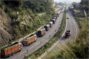 jammu srinagar national highway open route after four days