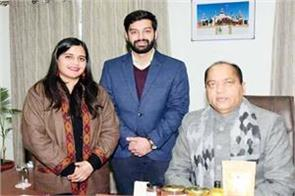 cm jairam appeals to himachal s professionals youth working abroad