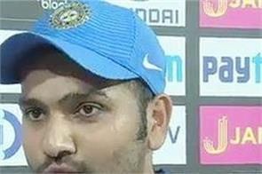 rohit told on super over what was going on in the mind at that time