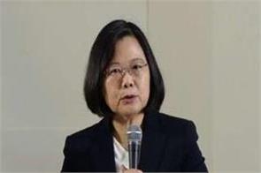 taiwan  already independent  tsai ing wen warns china