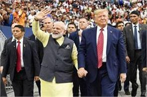howdy trump preparations in gujarat on the lines of howdy modi
