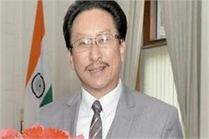 nagaland s only mp from rajya sabha suspended from npf for supporting  cab