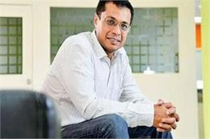 sachin bansal resigns from ujjivan small finance bank board of directors