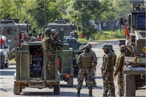 security forces arrested a terrorist from kupwara