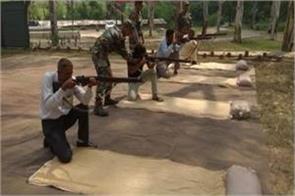 vdc members threatened return arms case pending salary