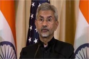 jaishankar talks to iranian foreign minister