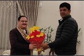 jjp s efforts to tie up with bjp in delhi elections
