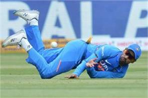 bad news for india before nz tour suspense on shikhar dhawan after injury
