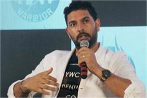 action on the issue of climate change is necessary yuvraj singh