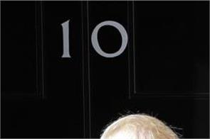 eu britain  boris johnson 10 downing street four years