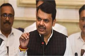 maharashtra government will be governed by  matoshri of delhi  fadnavis