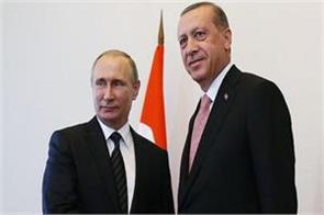 erdogan putin appeals for ceasefire in libya from 12 january