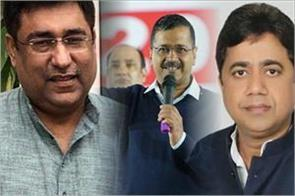 congress bjp bet on new faces in front of kejriwal from new delhi seat