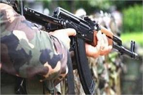 assam ndfb s militant killed in encounter with security forces