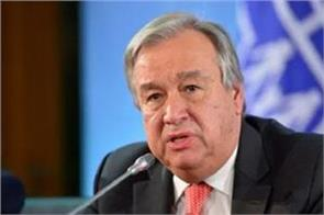the world cannot withstand another gulf war un secretary general