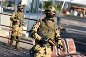 egyptian police killed 17 figures in sinai province