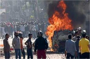 politicians and workers now cloud doubts over delhi riots