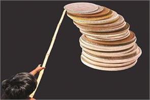 himachal government buried under  debt burden