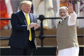 trump s visit to india  new energy  of india power