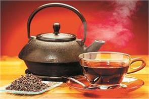 black tea will remove serious disease