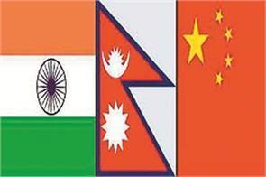 off the record india gives a blow to china nepal through budget