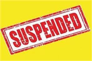 director of medical college raid 2 absent resident doctors suspended