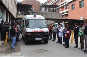 organ donate of 70 hours baby in pgi