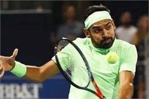 sharan reaches quarterfinals of new york open men s doubles
