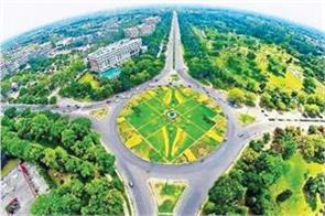 chandigarh in the list of 20 cities with poor performance