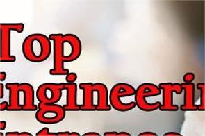 top engineering entrance exams in india application process starts