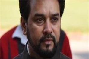 anurag thakur says 4 lakhs stranded to recover debt