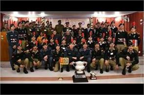 ncc cadets and nss volunteers honoured