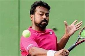 bengaluru open leander paes and ambden won prajnesh also