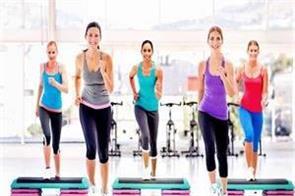 do aerobics to increase brain power
