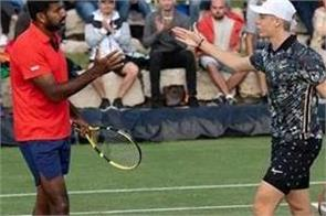 bopanna shapovalov reach semi finals of world tennis tournament