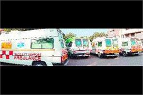 shortage of drivers in panchkula general hospital