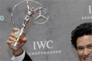tendulkar won laureus 20 sporting award congratulations to kohli and the fans
