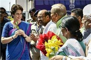 priyanka gandhi  i will do it in delhi after the congress s defeat in delhi