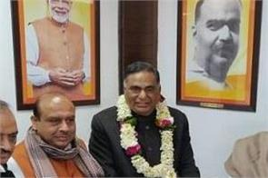 bjp made ramvir singh bidhuri the leader of opposition