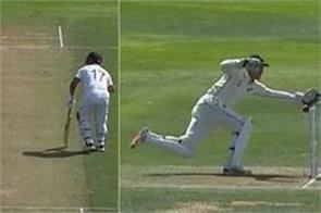 pant rages on rahane after being run out in first innings watch video