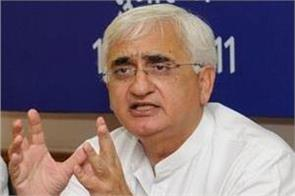 khurshid clarified on rahul s disputed statement saying