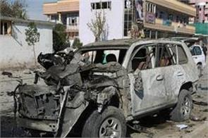 6 killed in car bomb blast outside military university in kabul