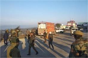 ban toll plaza attack 6 ogws sent to 15 days judicial custody