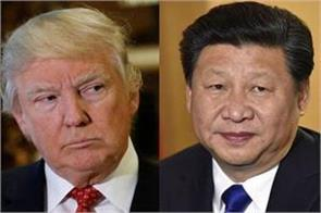chinese president xi discusses corona virus us president trump