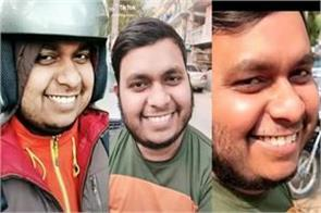 zomato smiley delivery boy went viral on social media