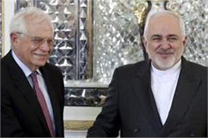zarif says iran could reverse nuclear breaches