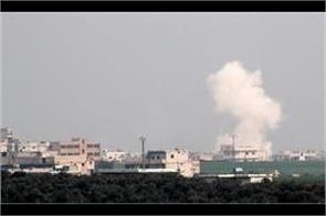turkey destroys regime s chemical warfare facility in syria