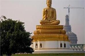 locked in buddhist pilgrimage site due to corona virus